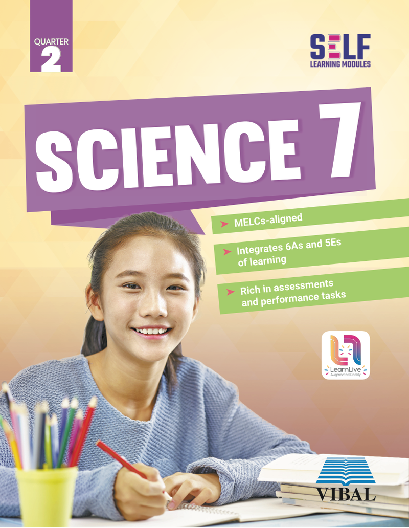 Self-Learning Modules: Science Grade 7 (Quarter2)