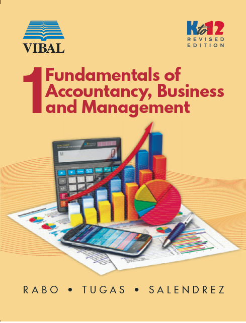 Fundamentals of Accountancy, Business, and Management 1 Revised (ABM) (Academic) (SHS)