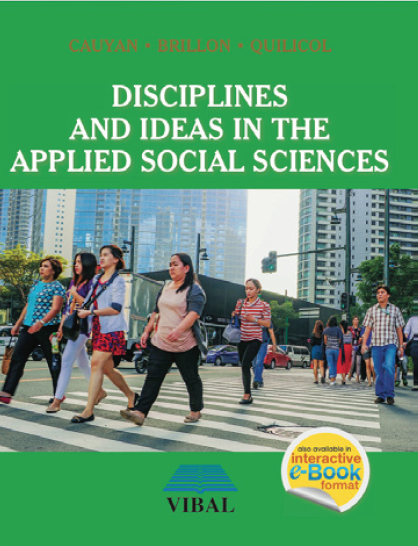 Discipline and Ideas in the Applied Social Sciences (Academic) (HUMSS) (SHS)