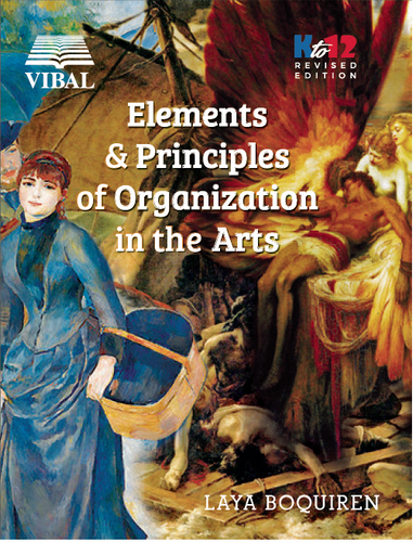 Elements and Principles of Organization in the Arts (Arts & Design) (SHS)