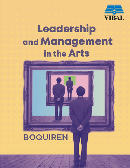 Leadership and Management in the Arts (Arts & Design) (SHS)