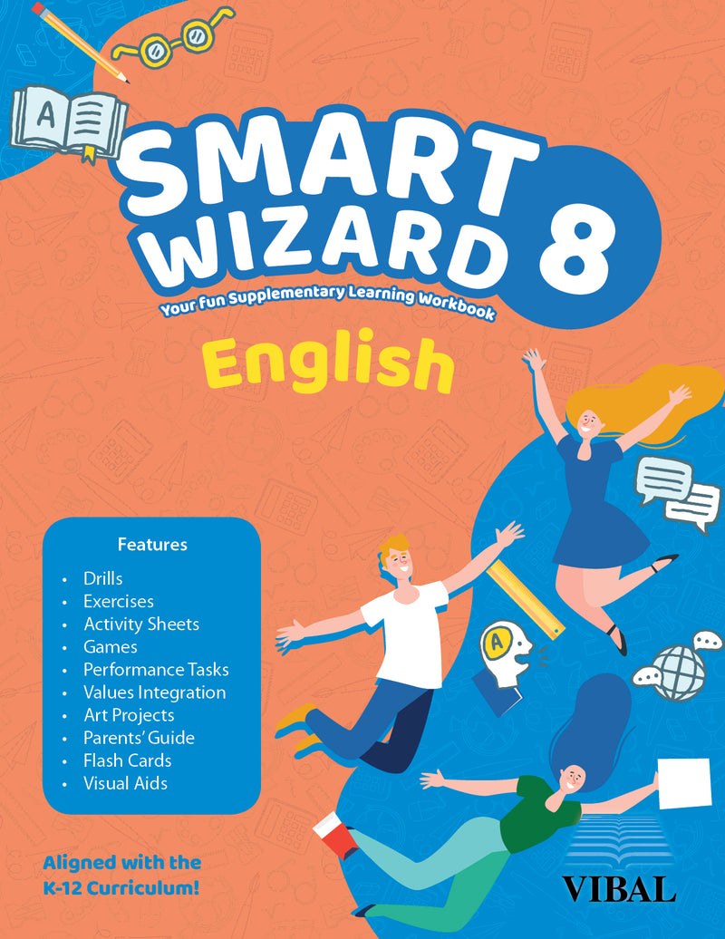 Smart Wizard English Grade 8