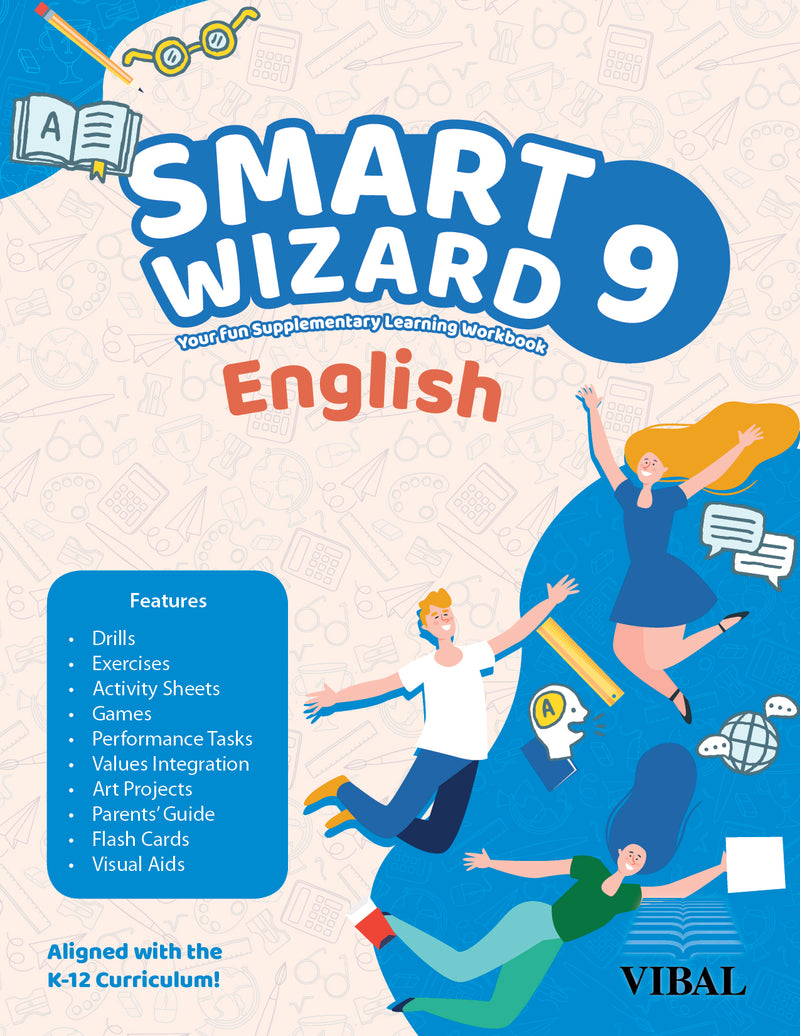 Smart Wizard English Grade 9