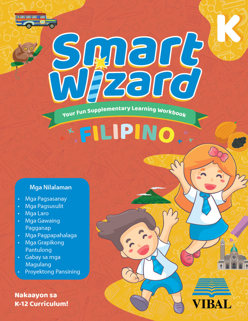 Smart Wizard Filipino Kinder