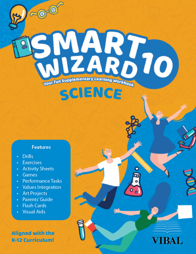 Smart Wizard Science Grade 10