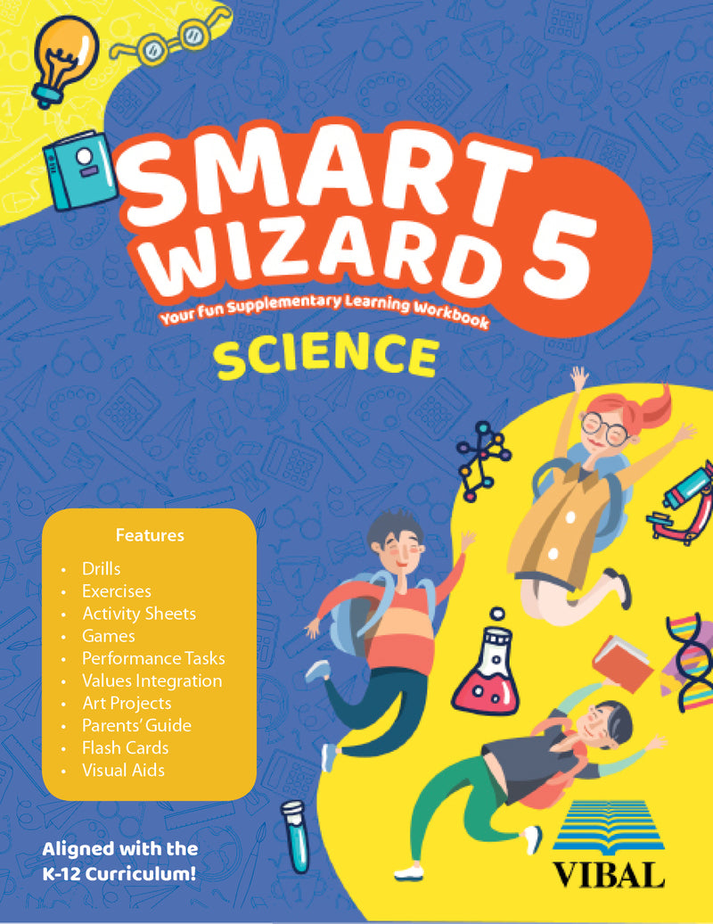 Smart Wizard Science Grade 5