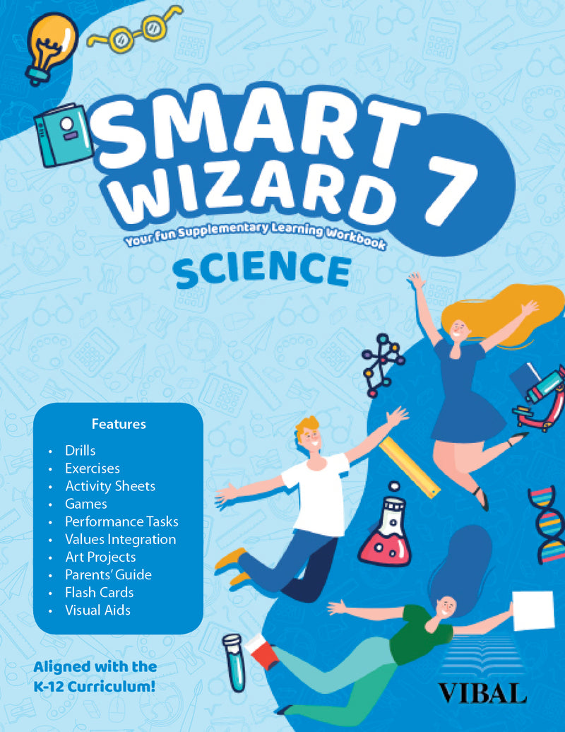 Smart Wizard Science Grade 7
