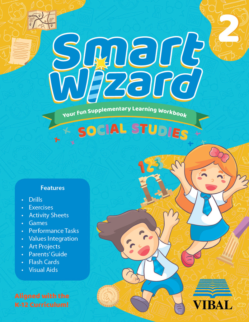 Smart Wizard Social Studies Grade 2