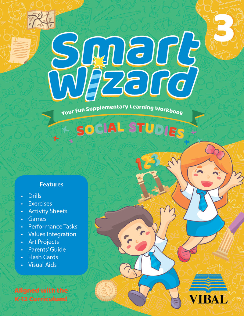 Smart Wizard Social Studies Grade 3