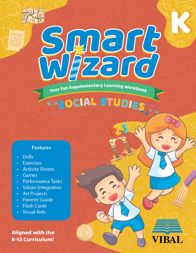 Smart Wizard Social Studies Kinder