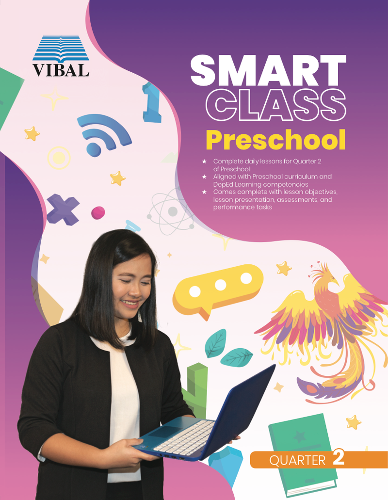 Smart Class Preschool (Quarter 2)