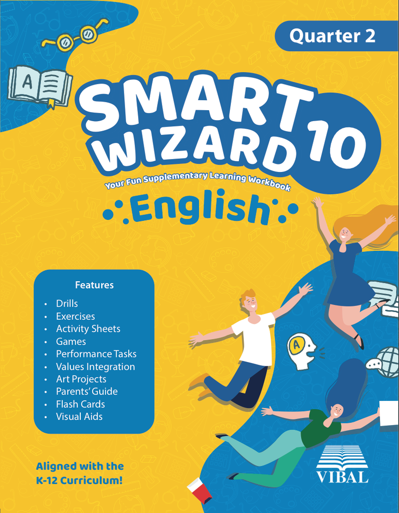Smart Wizard English Grade 10 (Quarter 2)