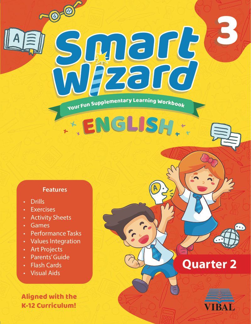Smart Wizard English Grade 3 (Quarter 2)