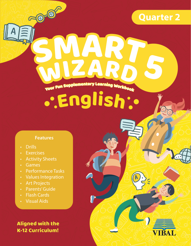 Smart Wizard English Grade 5 (Quarter 2)