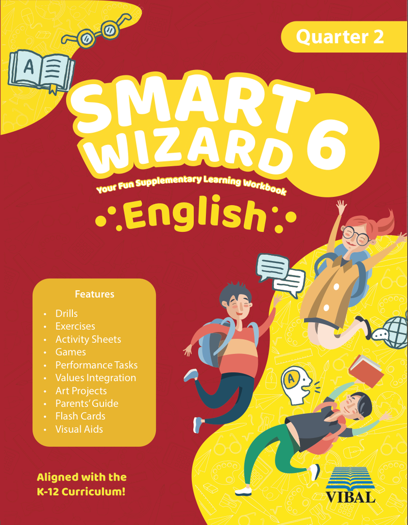 Smart Wizard English Grade 6 (Quarter 2)