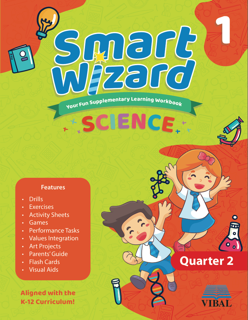 Smart Wizard Science Grade 1 (Quarter 2)