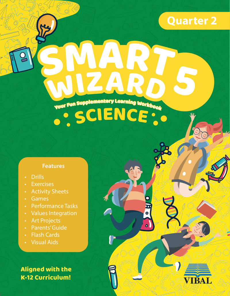Smart Wizard Science Grade 5 (Quarter 2)