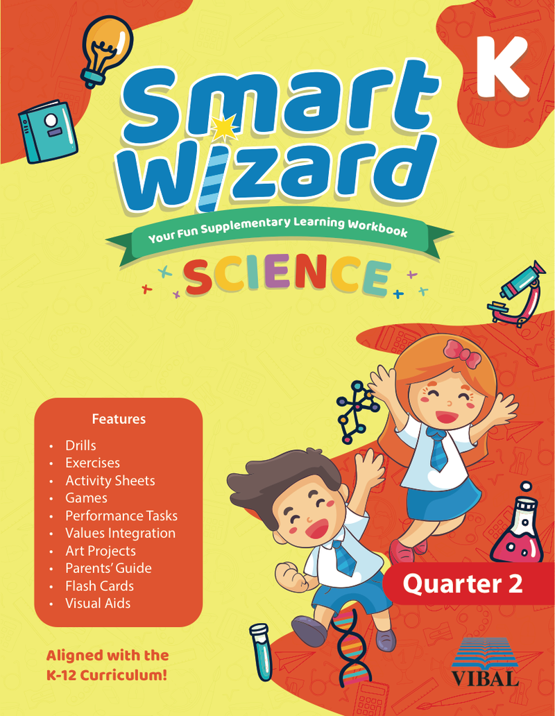 Smart Wizard Science Kinder (Quarter 2)