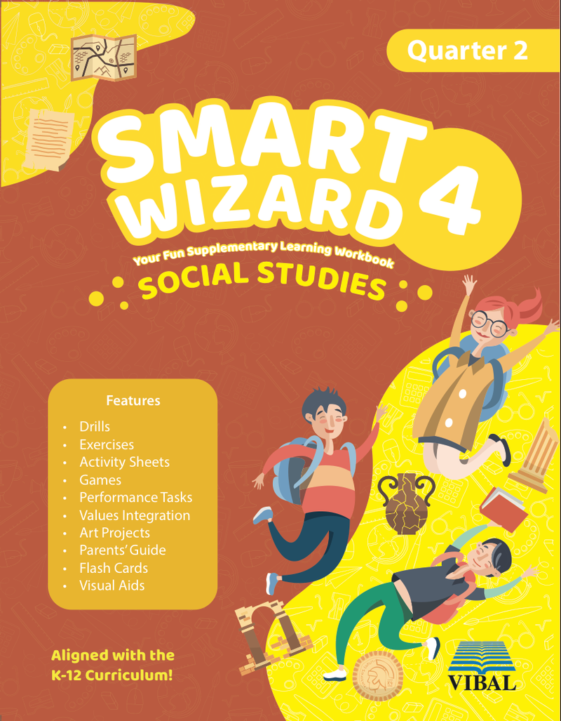 Smart Wizard Social Studies Grade 4 (Quarter 2)
