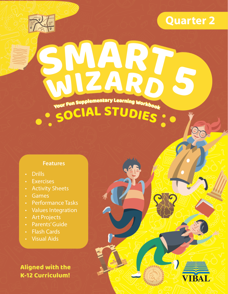 Smart Wizard Social Studies Grade 5 (Quarter 2)