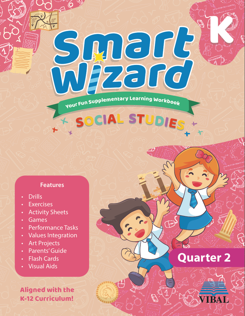 Smart Wizard Social Studies Kinder (Quarter 2)
