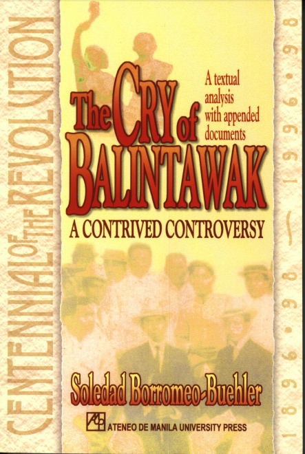 The Cry of Balintawak: A Contrived Controversy