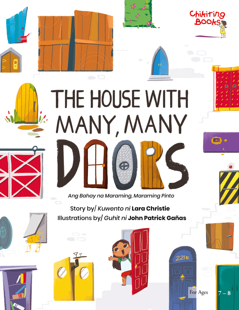 The House with Many, Many Doors