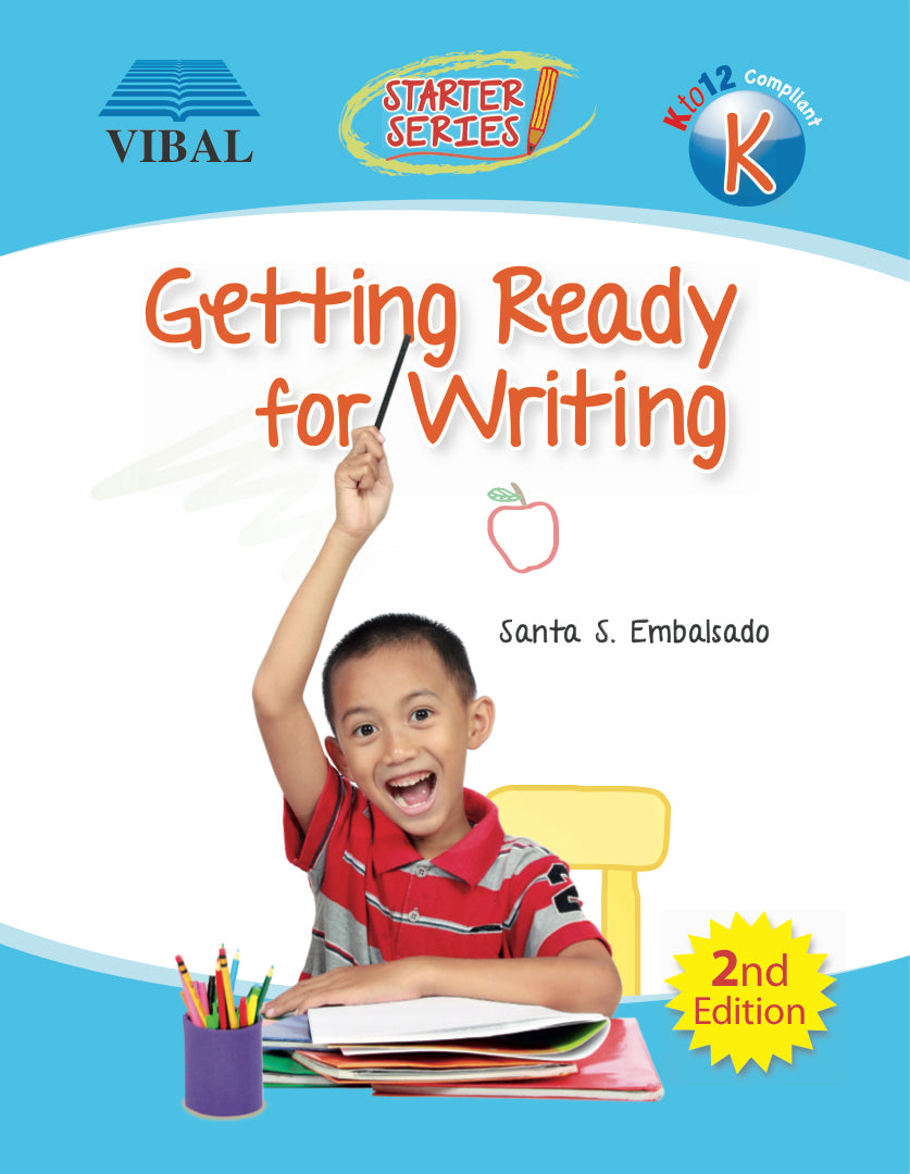Getting Ready for Writing K