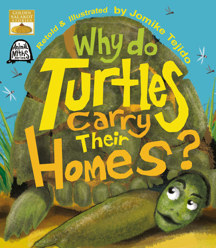 Why Do Turtles Carry Their Homes?