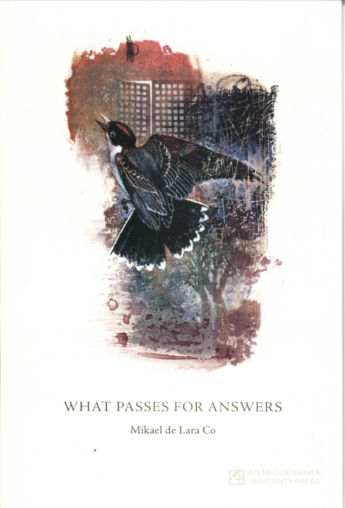 What Passes for Answers: Poems