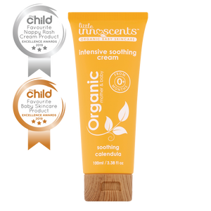 Organic Baby Intensive Soothing Cream 100ml