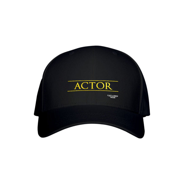 Actor Baseball Cap