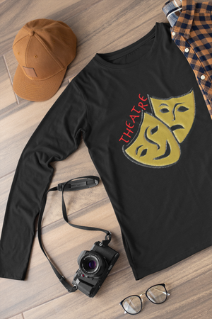 Theater Long sleeve t-shirt