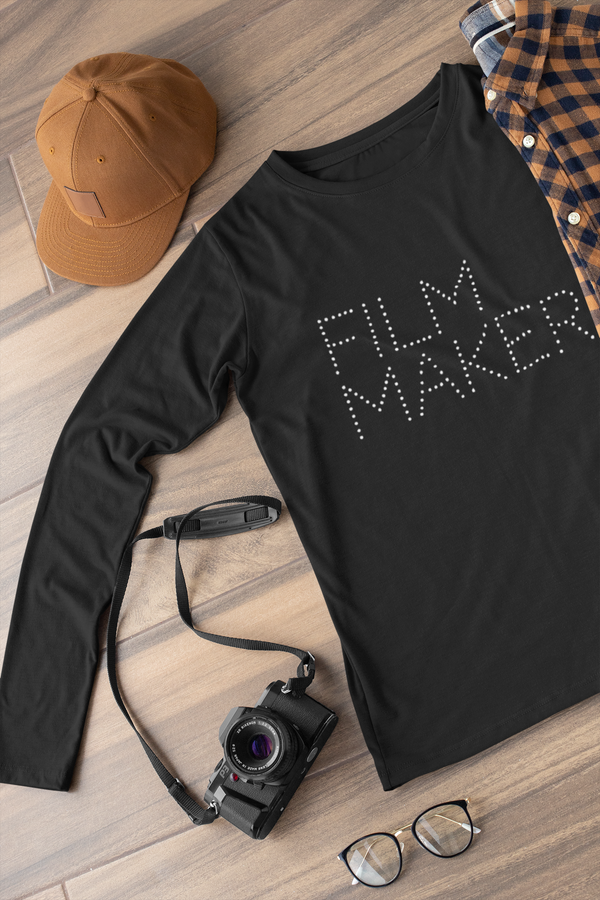 Film Maker Long sleeve t-shirt