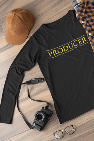 Producer Long sleeve t-shirt