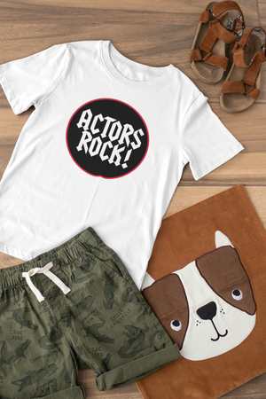 Actors Rock-Kids T-Shirt