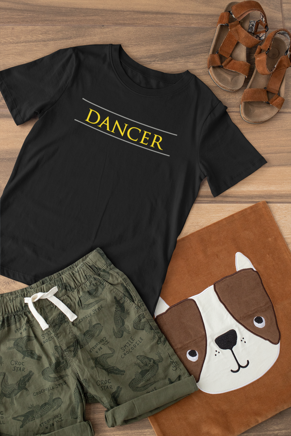 Dancer-Kids T-Shirt   Dancer-Kids T-Shirt