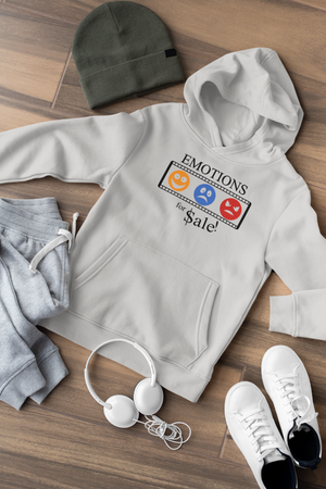 Emotions for sale Kids Hoodie