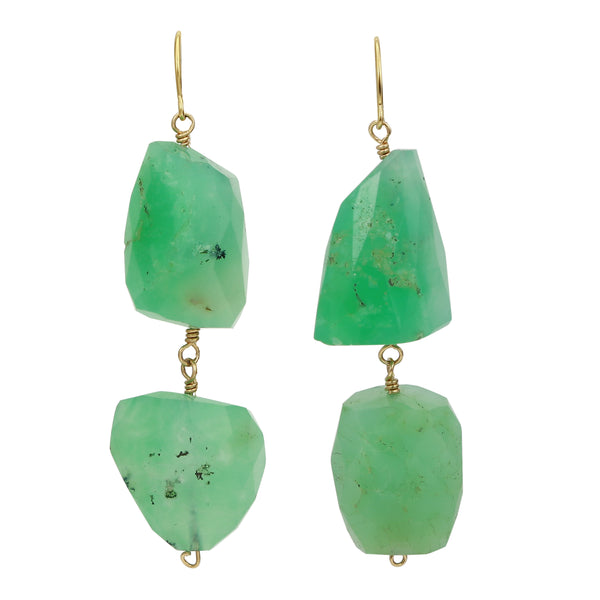 Chrysoprase U Threaders