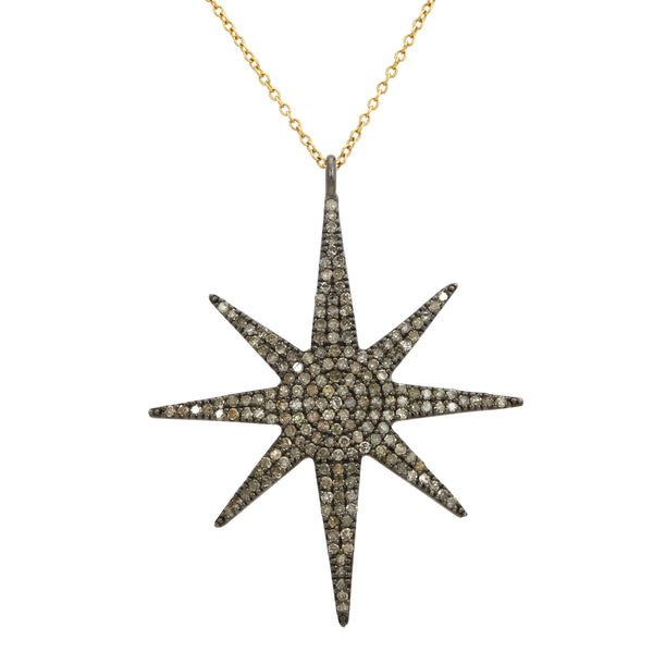 Large Starburst Necklace