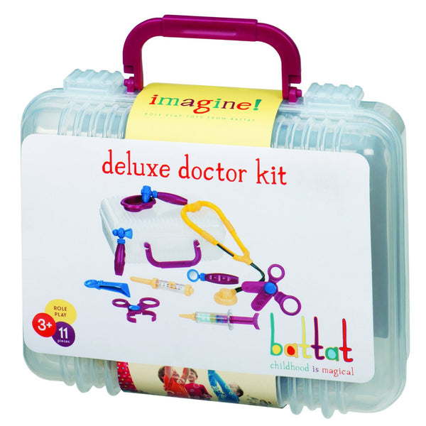 Deluxe Doctor Kit - Battat