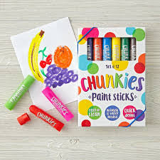 Chunkies Paint Sticks (12pk)