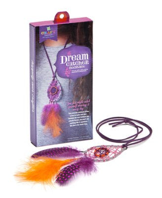 The Dream Catcher Necklace Kit