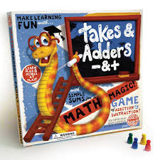 Takes & Adders
