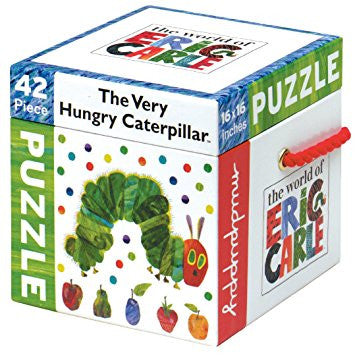 The Very Hungry Caterpillar (42pc)