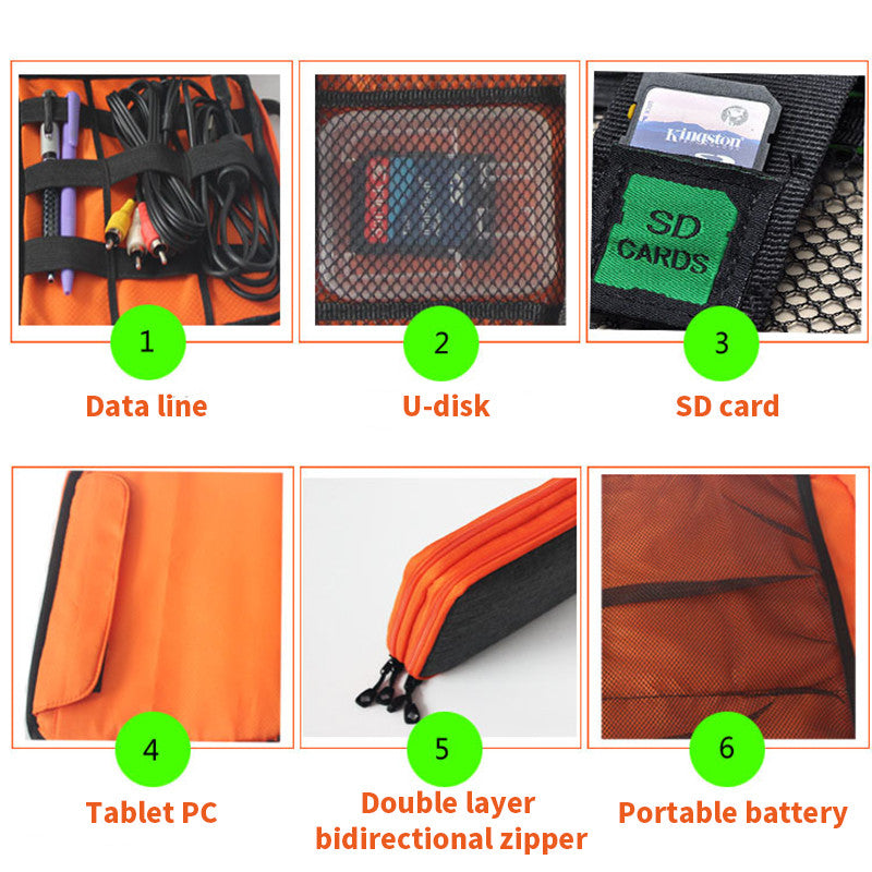Cable Storage Bag