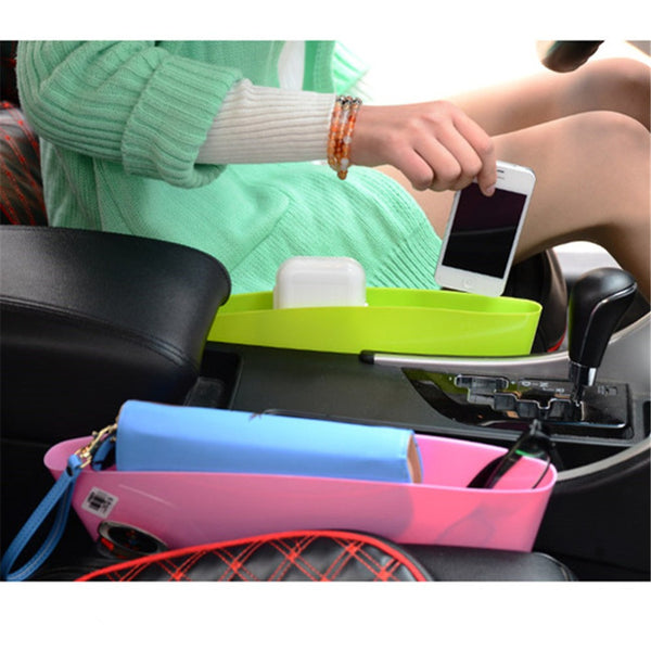 Front Seat Car Organizer Pocket (set of 2)