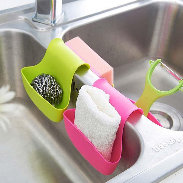 Double-Sided Sink Organizer