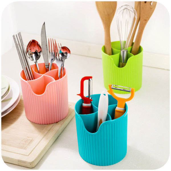 Kitchen Tools Holder/Toothbrush Holder/Desk Organizer