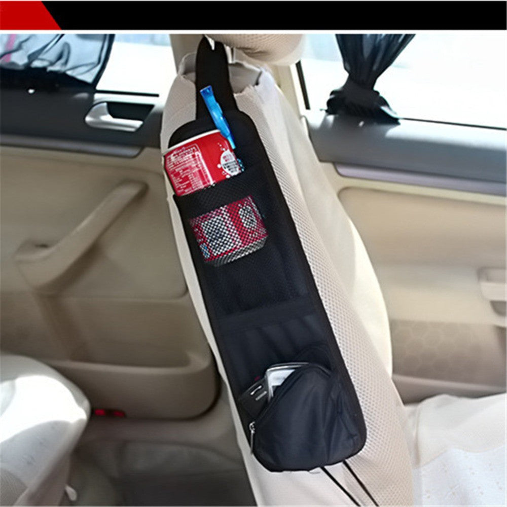 Car Seat Side Organizer Bag